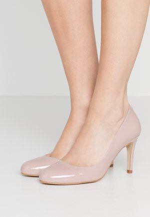 METEBAN - Classic heels - old rose
