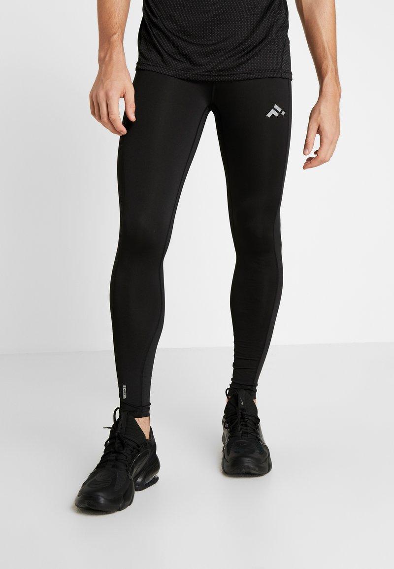 FIRST - FRSKILAY TRAINING - Leggings - black