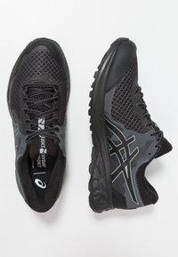 ASICS - GEL-SONOMA 4 G-TX - Trail running shoes - black/stone grey - 1