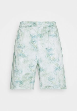 MARBLE  - Shorts - green