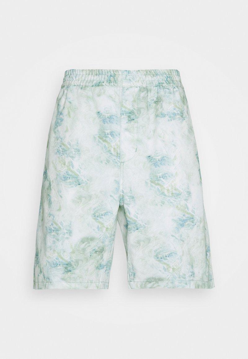 Carhartt WIP - MARBLE  - Shorts - green