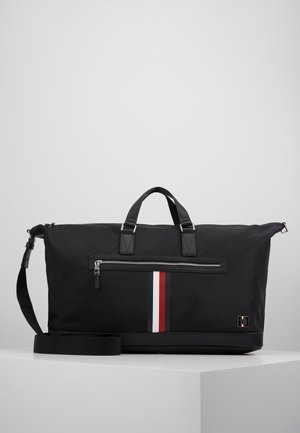 CLEAN DUFFLE - Torba weekendowa - black