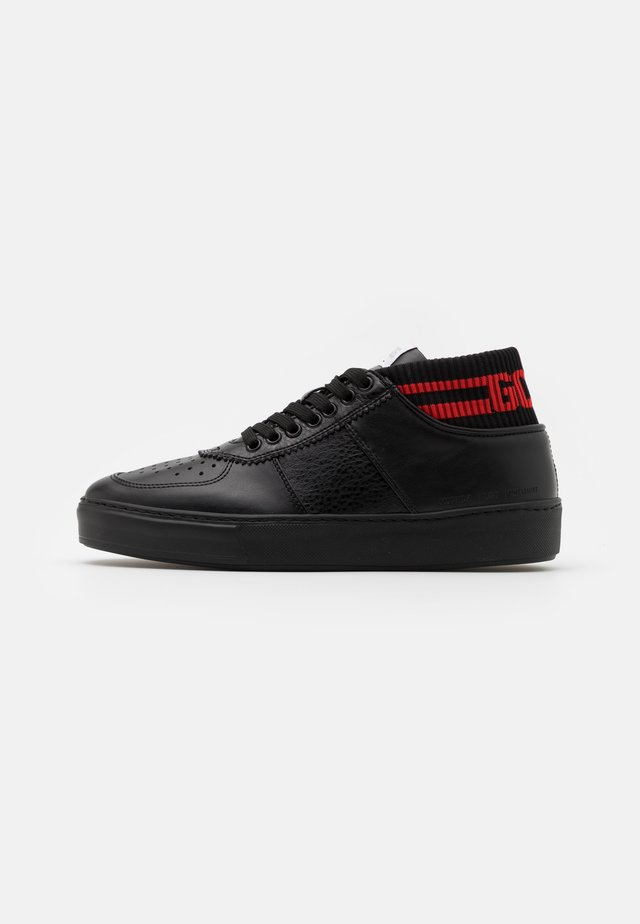BOMBER  - Baskets montantes - black