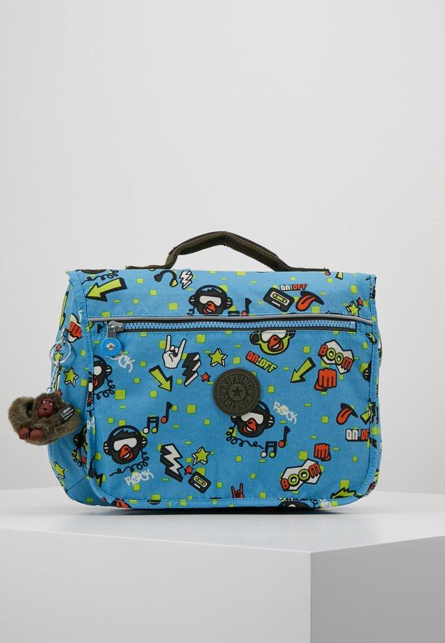 NEW SCHOOL - School bag - light blue