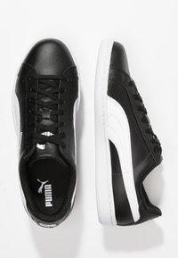 Puma - SMASH L - Sneakers laag - black-white - 1