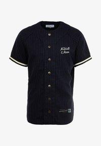 Mitchell & Ness - BASEBALL  - T-Shirt print - navy - 4