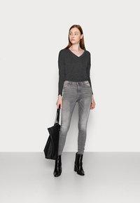 Anna Field Tall - Pullover - mottled grey - 1