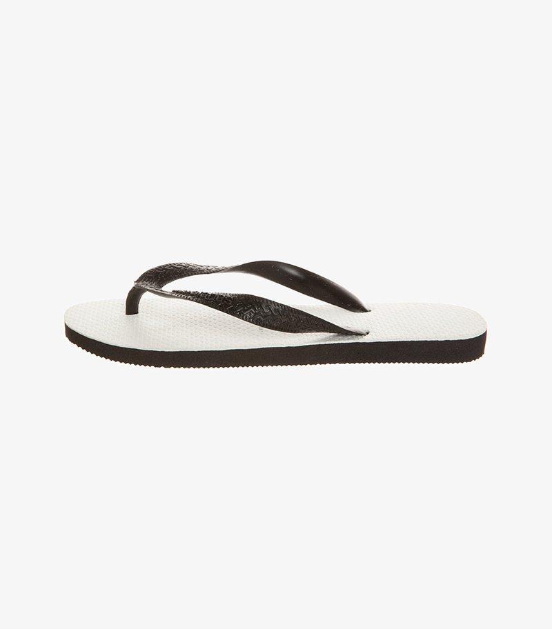 Havaianas - TRADICIONAL - Pool shoes - White, Black