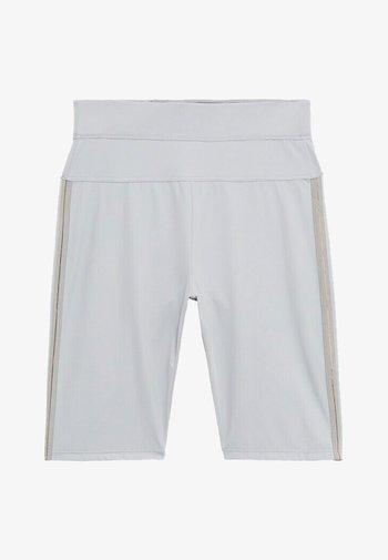 SIMONE-I - Sports shorts - mittelgrau meliert