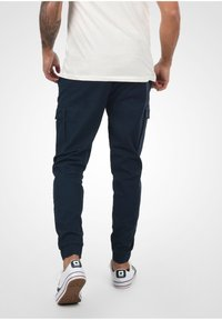 Blend - Cargo trousers - navy - 2