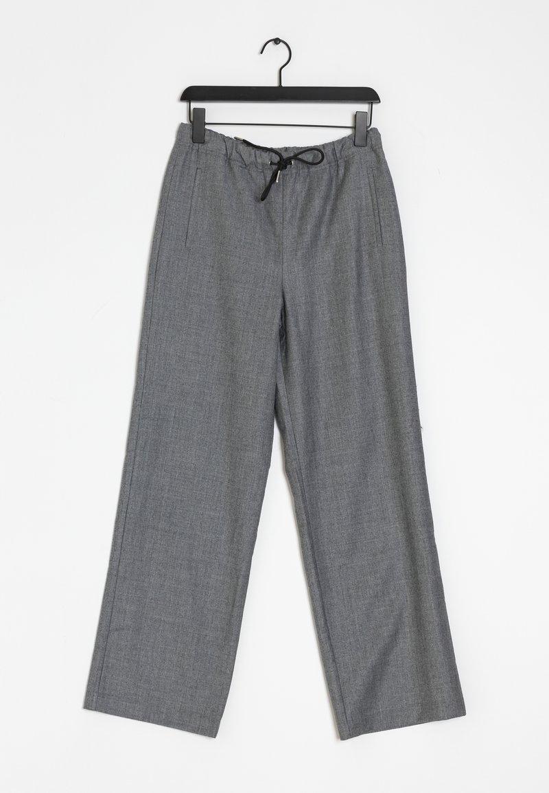 Calvin Klein - Tracksuit bottoms - grey