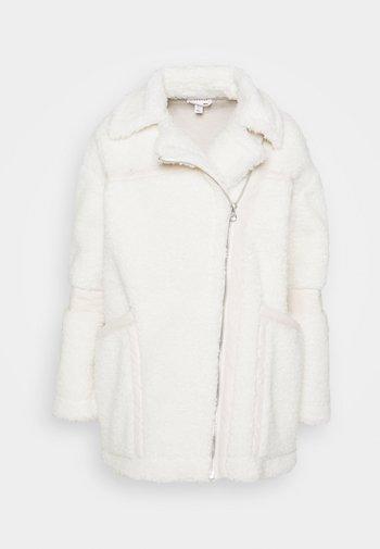 ANNA - Winter jacket - white