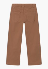 LMTD - NLFRAVEN TWIATIVAS WIDE ANCLE - Straight leg jeans - thrush