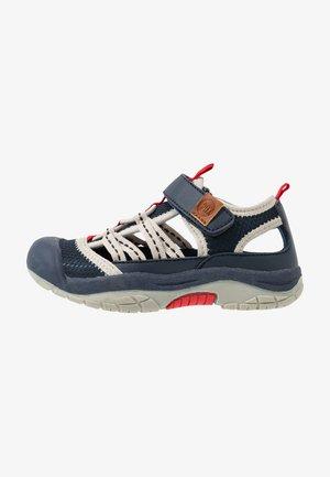 HOLK - Chodecké sandály - blue