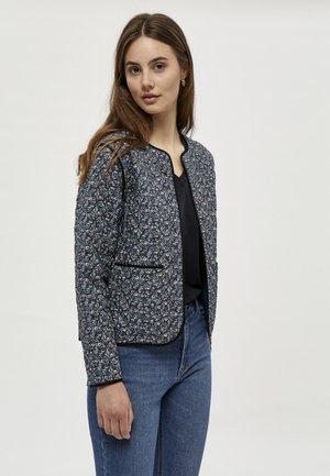 LULA - Light jacket - d blue p