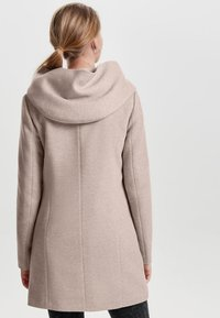 ONLY - Short coat - light grey - 2