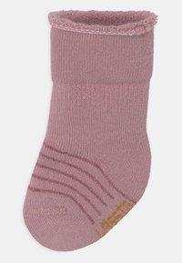 Lässig - NEWBORN 3 PACK - Ponožky - rose - 2