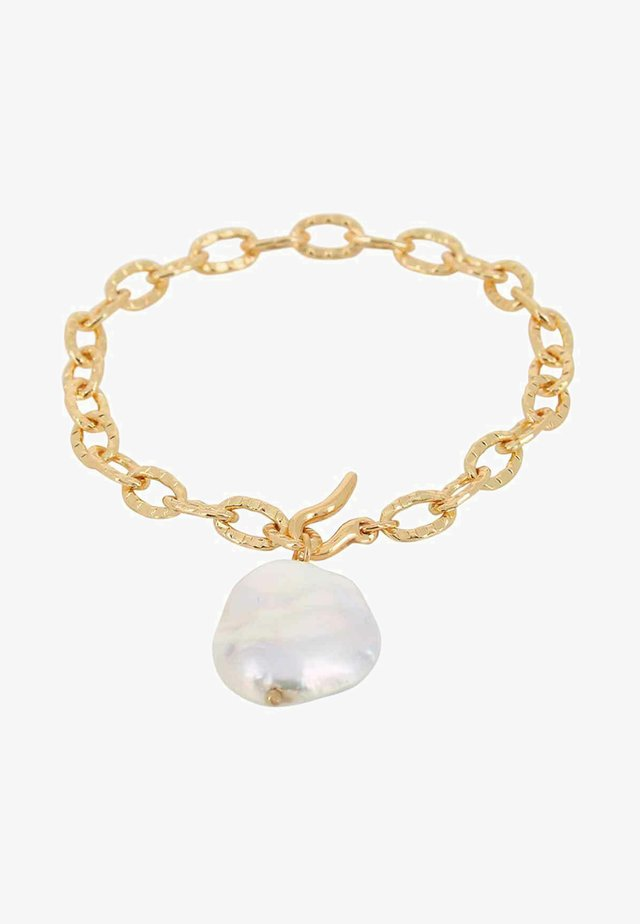 AUDREY - Rannekoru - gold-coloured