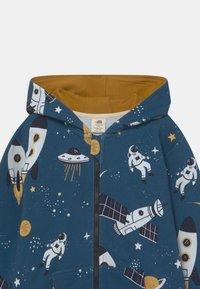 Walkiddy - SPACE TRIP UNISEX - Zip-up sweatshirt - dark blue - 2