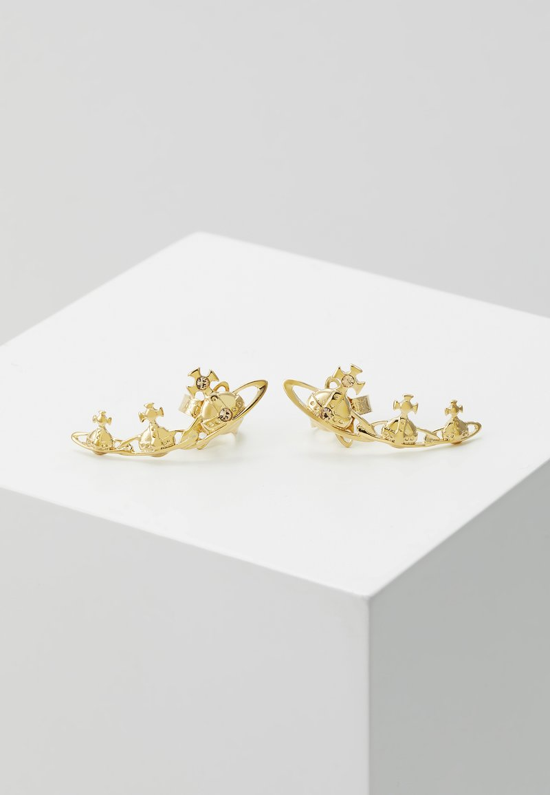 Vivienne Westwood - CANDY EARRINGS - Náušnice - gold-coloured