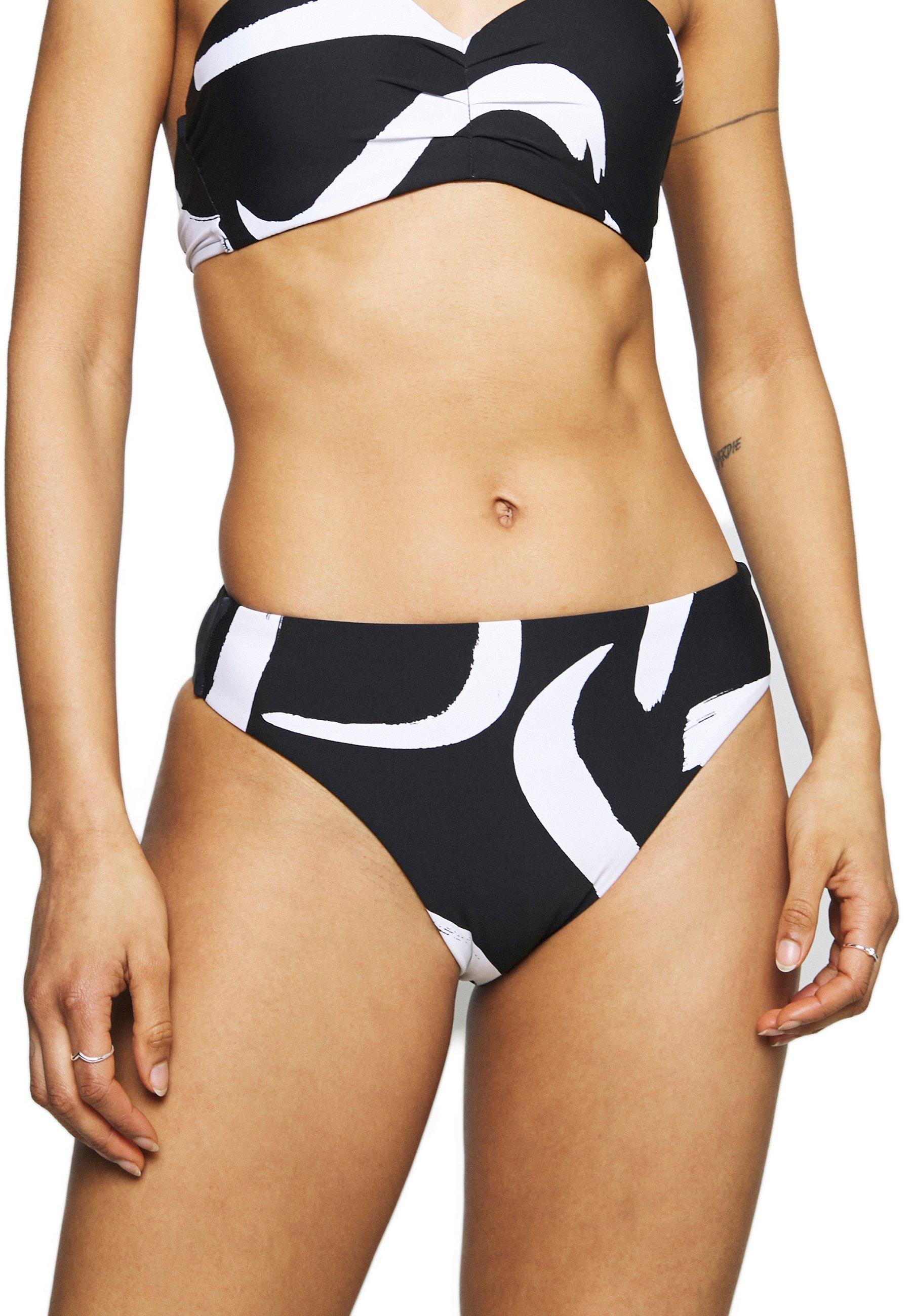 Women NEW WAVE HIGH RISE - Bikini bottoms