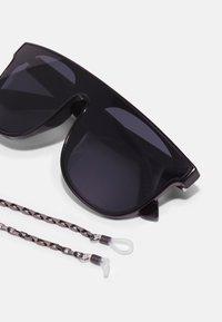 Pier One - SET UNISEX - Sunglasses - black - 2