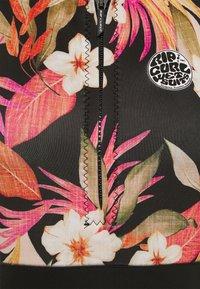 Rip Curl - BOMB LONG JANE - Swimsuit - black/pink - 2