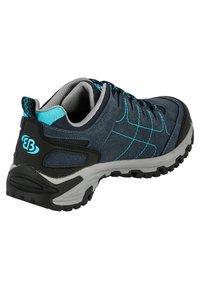 Brütting - Hiking shoes - blue - 3
