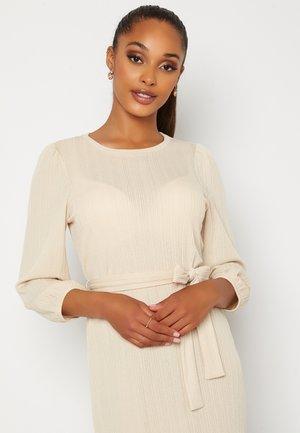 CAROLINE  - Maxi dress - tan
