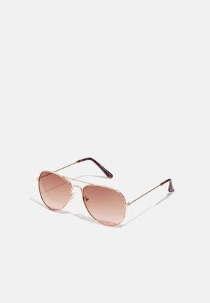 Sunglasses - pink