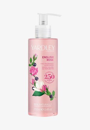 ENGLISH ROSE FLÜSSIGSEIFE 250 ML - Liquid soap - -