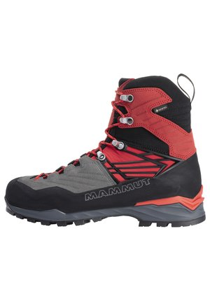 KENTO PRO - Mountain shoes - dark spicy-titanium