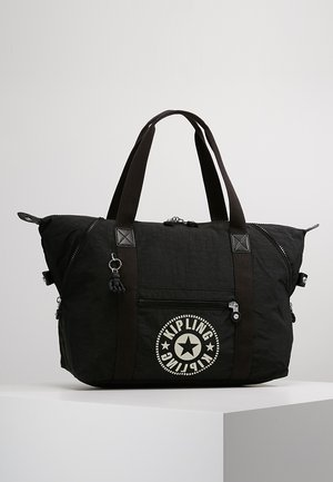 ART M - Weekend bag - lively black