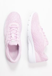 Lotto - MEGALIGHT V - Zapatillas de entrenamiento - lilac snow/silver metal - 1