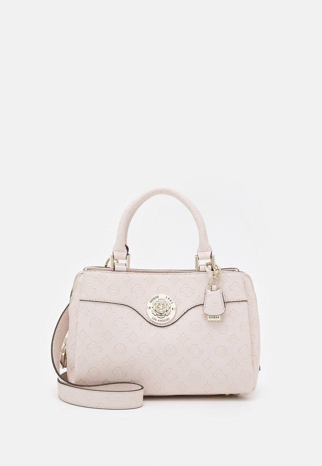 DAYANE GIRLFRIEND SATCHEL - Håndtasker - blush