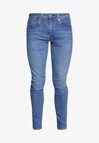 SKINNY TAPER - Skinny džíny - blue denim