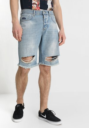 Denim shorts - appleton light rip