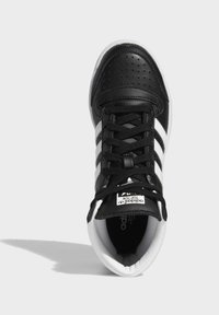adidas Originals - TOP TEN SPORTS STYLE MID SHOES - High-top trainers - black - 1