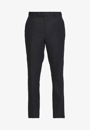 GENTS SLIM FIT TROUSER - Pantaloni eleganti - dark blue