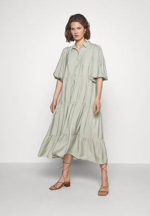 KIRITAGZ DRESS - Blousejurk - pale green