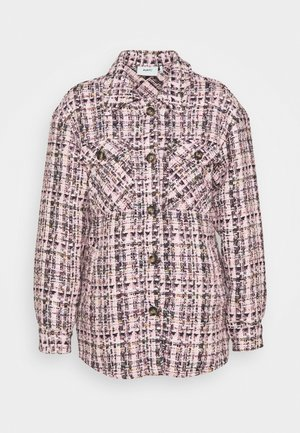 SUSTI - Manteau court - candy pink