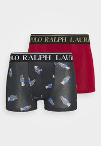 Polo Ralph Lauren - 2 PACK - Shorty - holiday red - 3