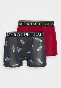 Polo Ralph Lauren - 2 PACK - Underkläder - holiday red - 3