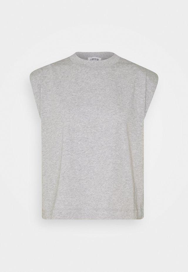 ELISE - Top - grey