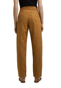 Esprit - Trousers - camel - 2