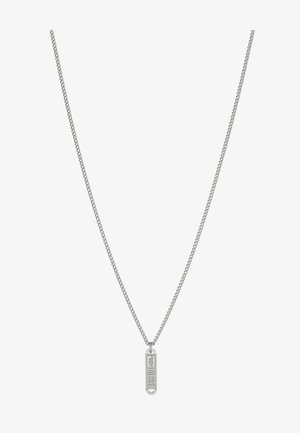 SINGLE PENDANT - Collier - silver-coloured