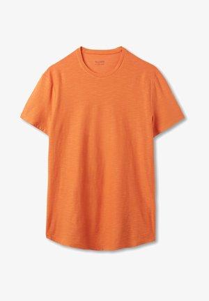 TWIST - Basic T-shirt - mandarino