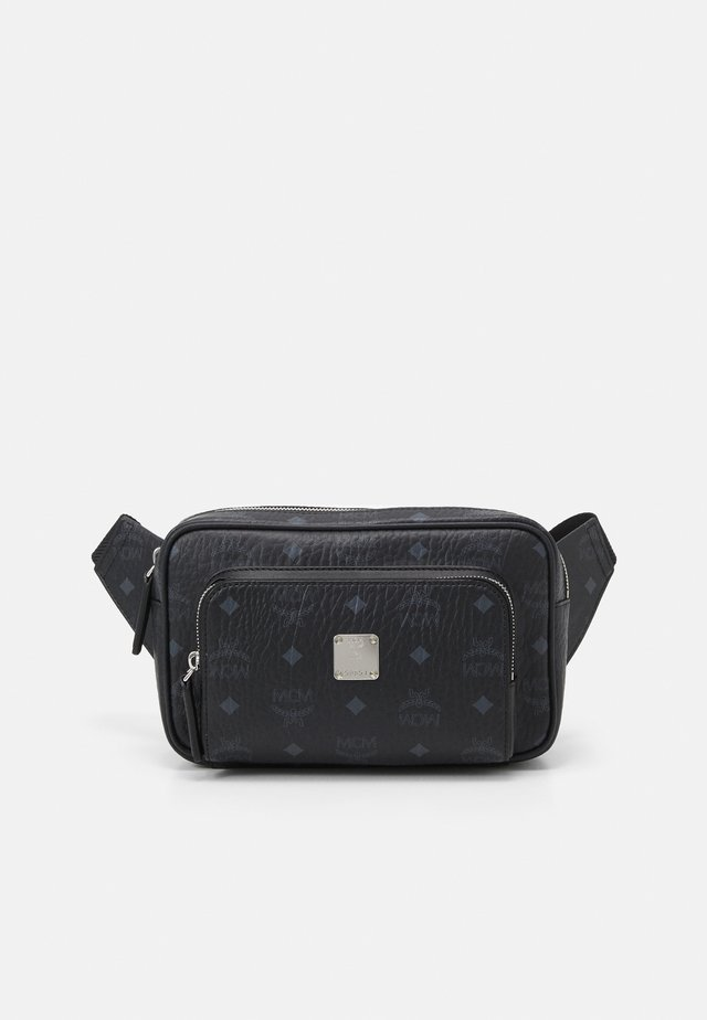 FURSTEN VISETOS BELT BAG SMALL UNISEX - Heuptas - black