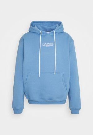 TRADEMARK HOODY - Sweater - ice blue