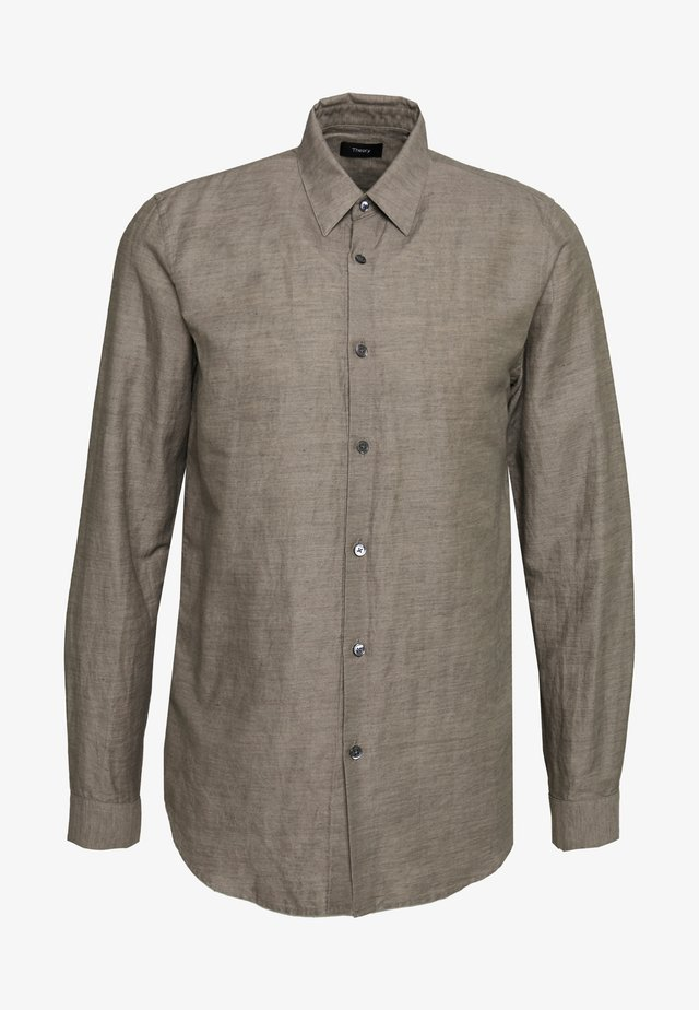 IRVING ESSENTIAL - Shirt - beige stone